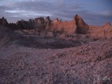 Badlands at Night, Best of Cross Country Trip