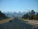 Entering the Rockies, Best of Cross Country Trip