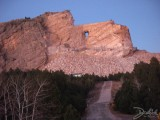 Crazy Horse Memorial Monument, Crazy Horse Memorial, SD