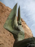 Winged Figure of the Republic, Hoover Dam, AZ/NV