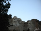 Mt. Rushmore with a Foreground Tree, Mt. Rushmore, SD