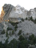 Mt. Rushmore and Debris Pile