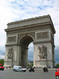 Arc de Triomphe, Best of Europe, 2007