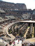 Inside the Colosseum 2