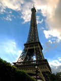 Eiffel Tower, Best of Europe, 2007