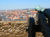 View of Lisbon from Castelo São Jorge