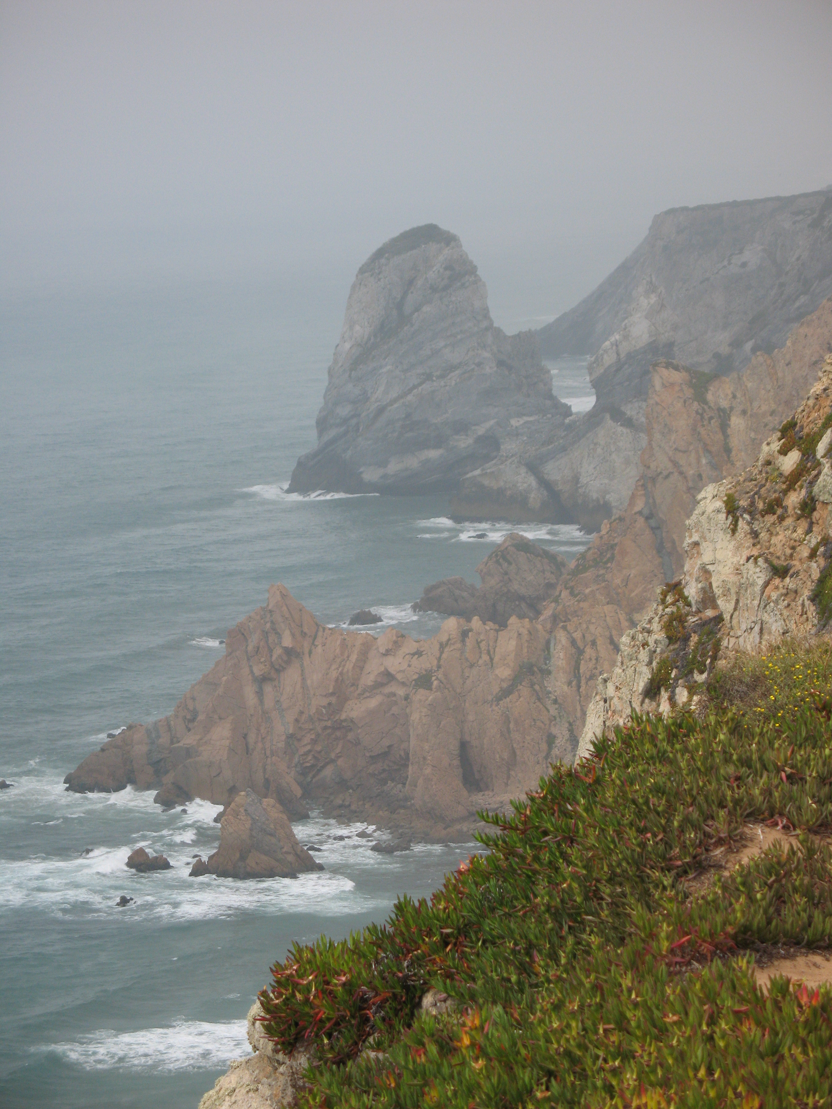 westmost,  Rock of Lisbon,  Cabo da Roca,  continental europe