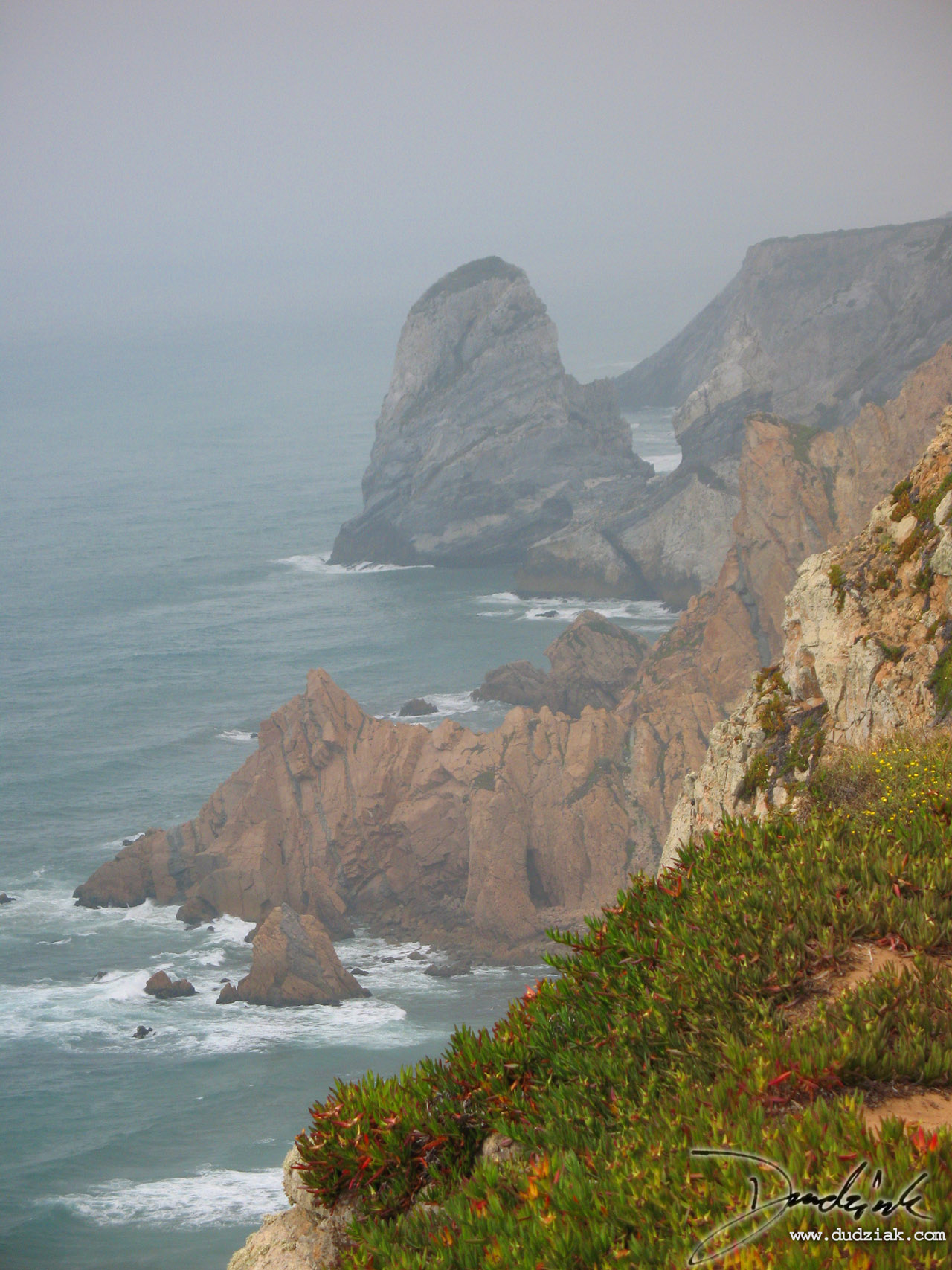 Rock of Lisbon,  westmost,  continental europe,  Cabo da Roca