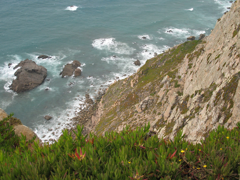 westmost,  continental europe,  Cabo da Roca,  Rock of Lisbon