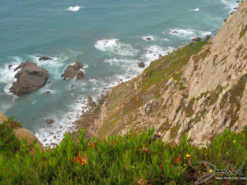 Cabo da Roca,  westmost,  Rock of Lisbon,  continental europe