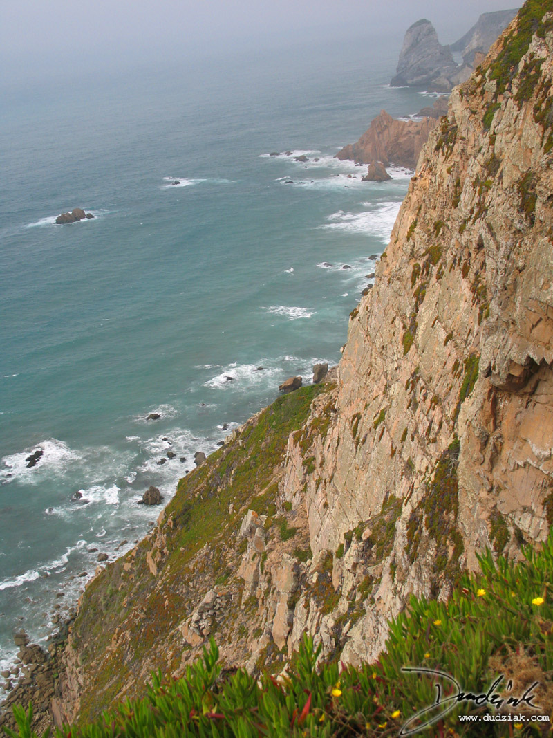 Cabo da Roca,  westmost,  continental europe,  Rock of Lisbon