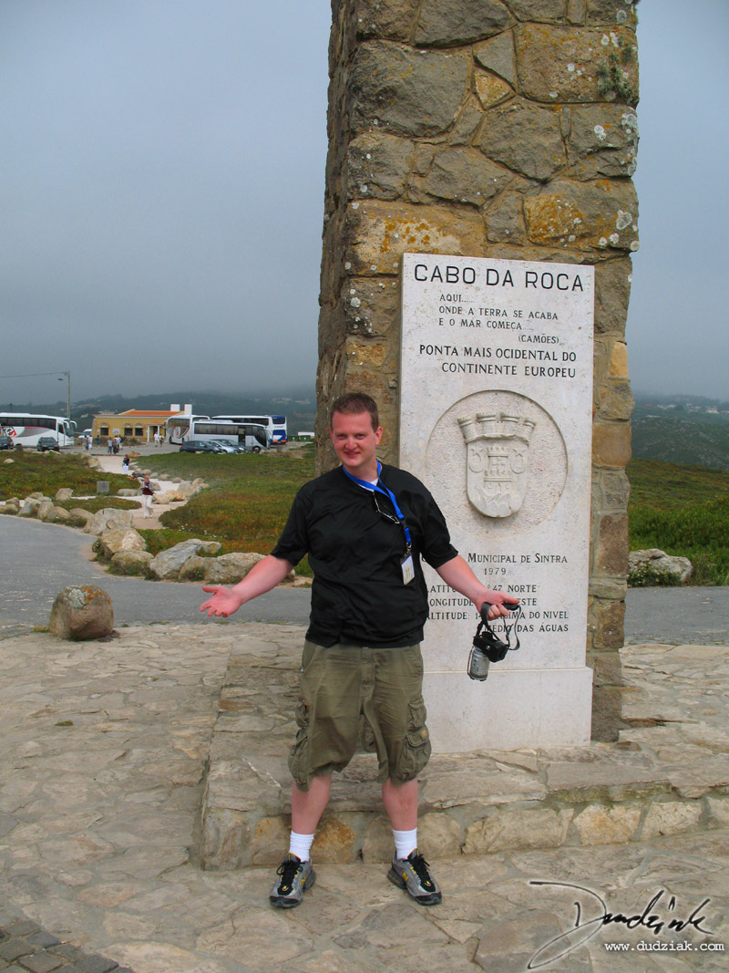 continental europe,  westmost,  Cabo da Roca,  Rock of Lisbon