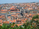 Lisbon from Above, Lisbon, Portugal