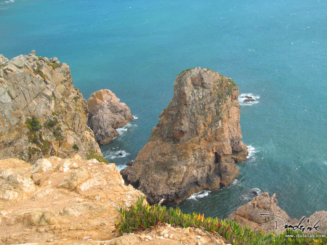 Rock of Lisbon,  continental europe,  westmost,  Cabo da Roca