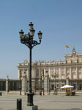 Spanish Royal Palace, Madrid, Spain