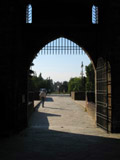 Castello Sforzesco Northwest Gate