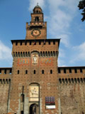 Castello Sforzesco Southeast Gate