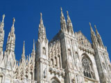 Cathedral of Milan, Front Facade