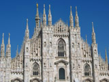 Cathedral of Milan, Front View