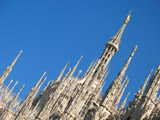 Cathedral of Milan Spires