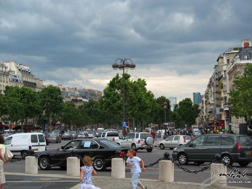 De l étoile avenue de la grande armée paris avenue de la grande