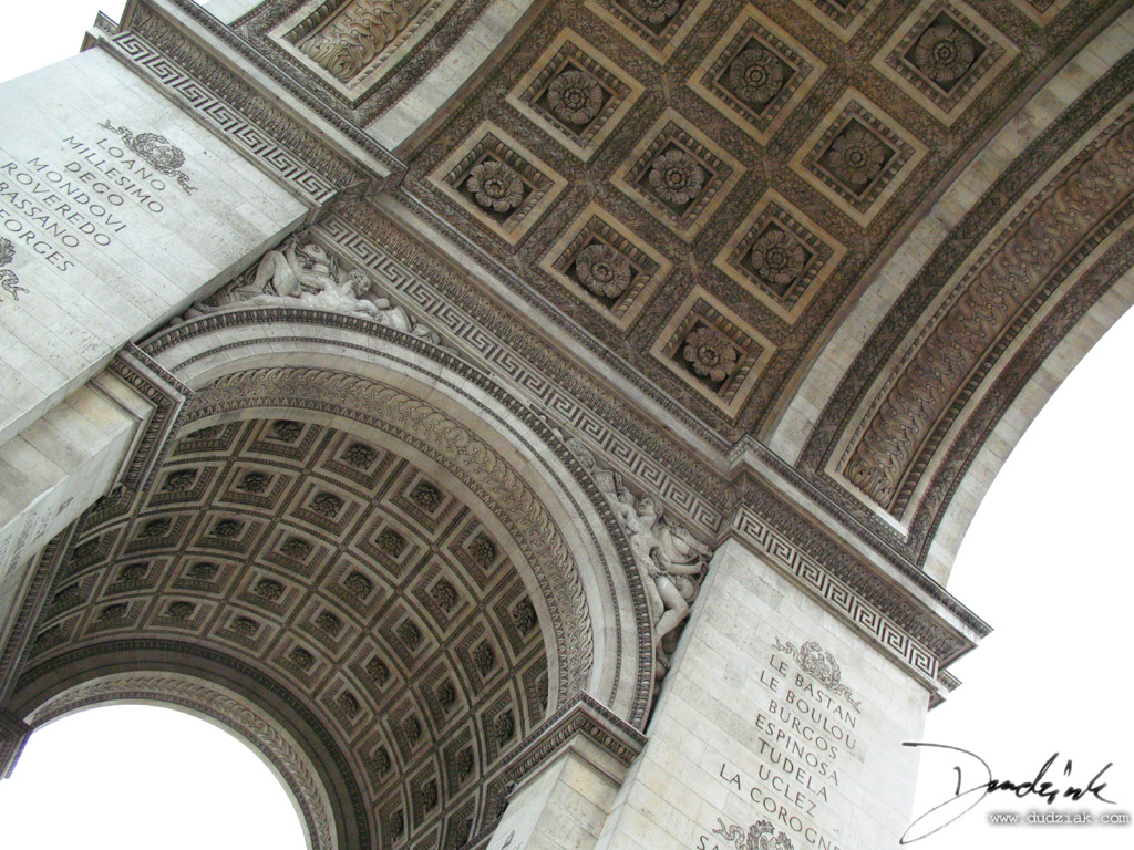 Arc de Triomphe,  france,  paris