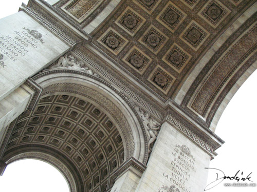 paris,  france,  Arc de Triomphe
