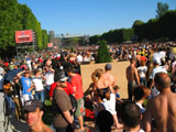 Champ de Mars on Bastille Day, Bastille Day