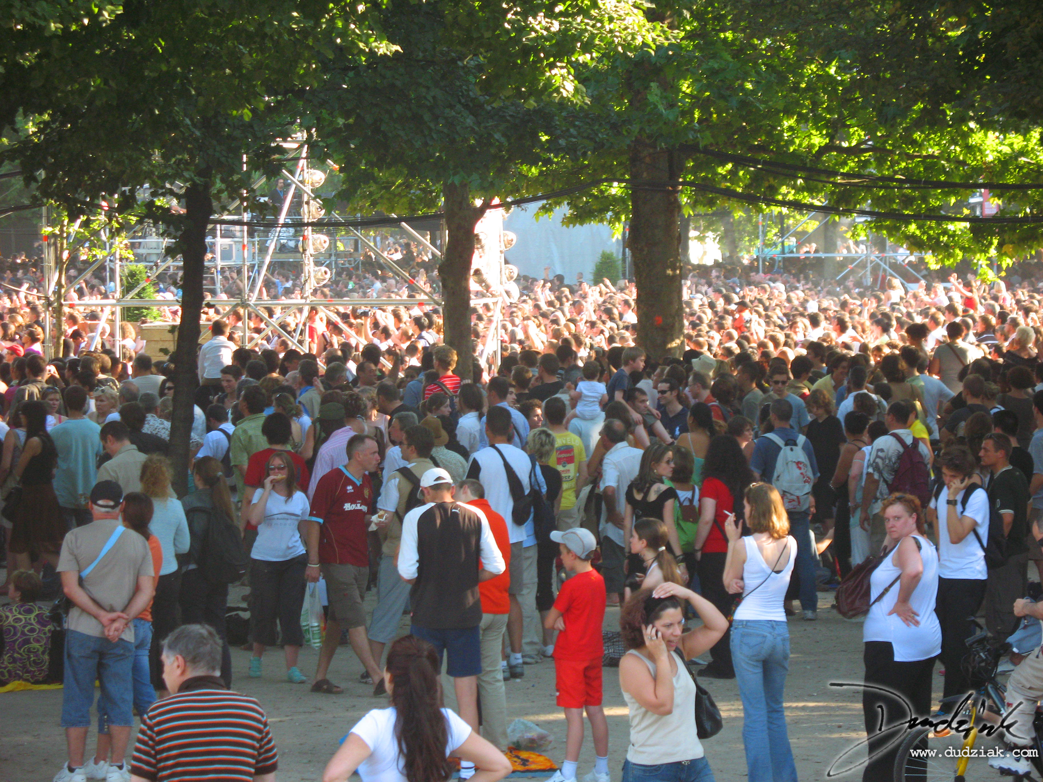 Quatorze Juillet,  Bastille Day,  Champ de Mars,  France,  Paris
