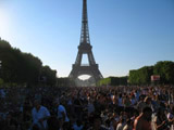Eiffel Tower on Bastille Day, Bastille Day