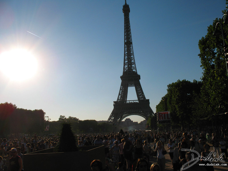 Eiffel Tower,  France,  Bastille Day,  Quatorze Juillet,  Champ de Mars,  Paris