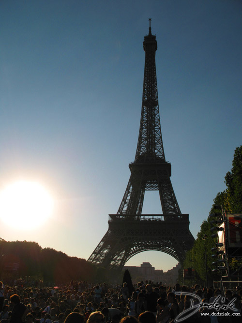 Champ de Mars,  France,  Quatorze Juillet,  Bastille Day,  Paris,  Eiffel Tower