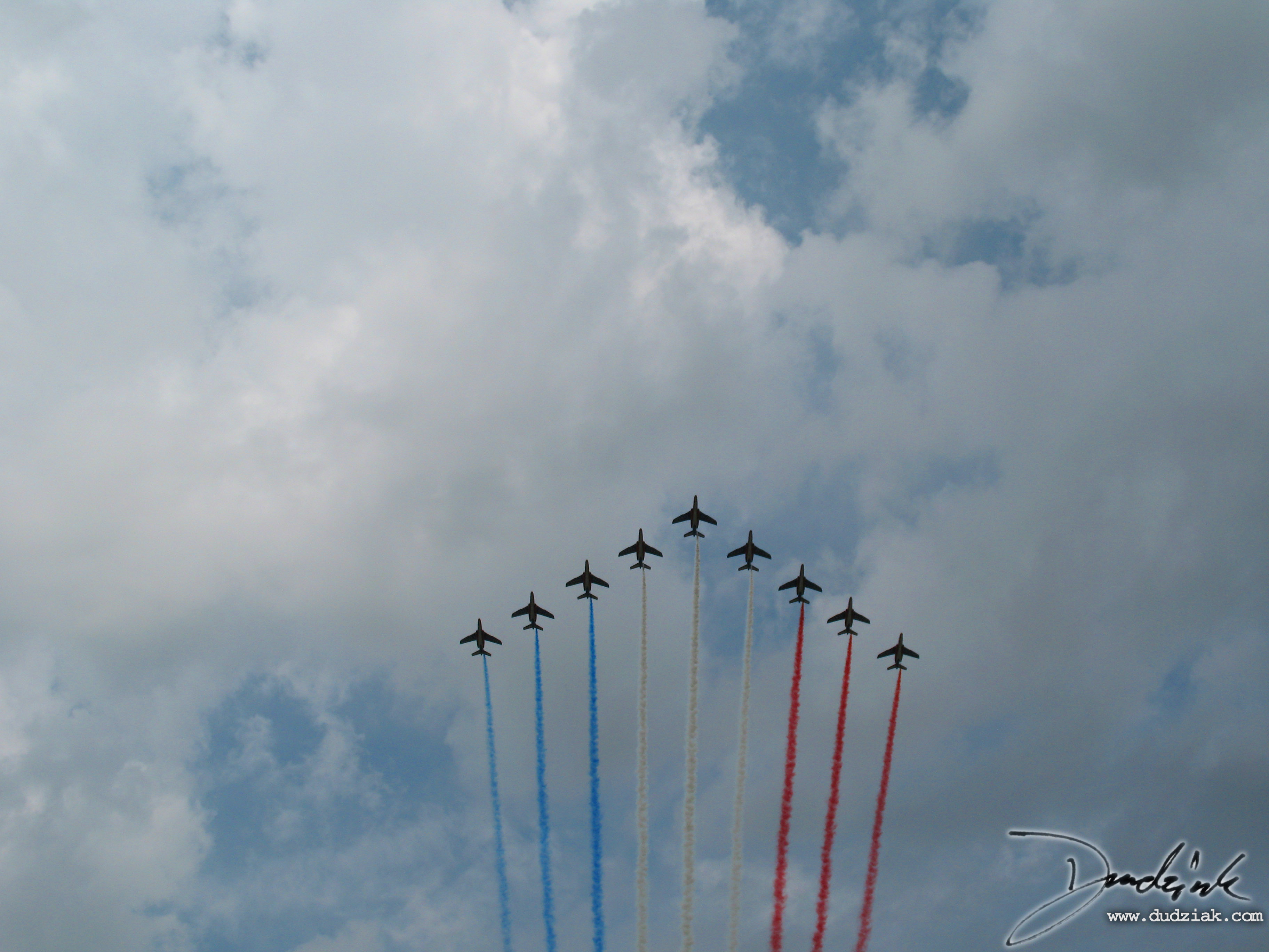 Quatorze Juillet,  french fighters,  airplanes,  jets,  french air force,  Paris,  France,  Bastille Day