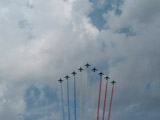 French Airplanes, Bastille Day