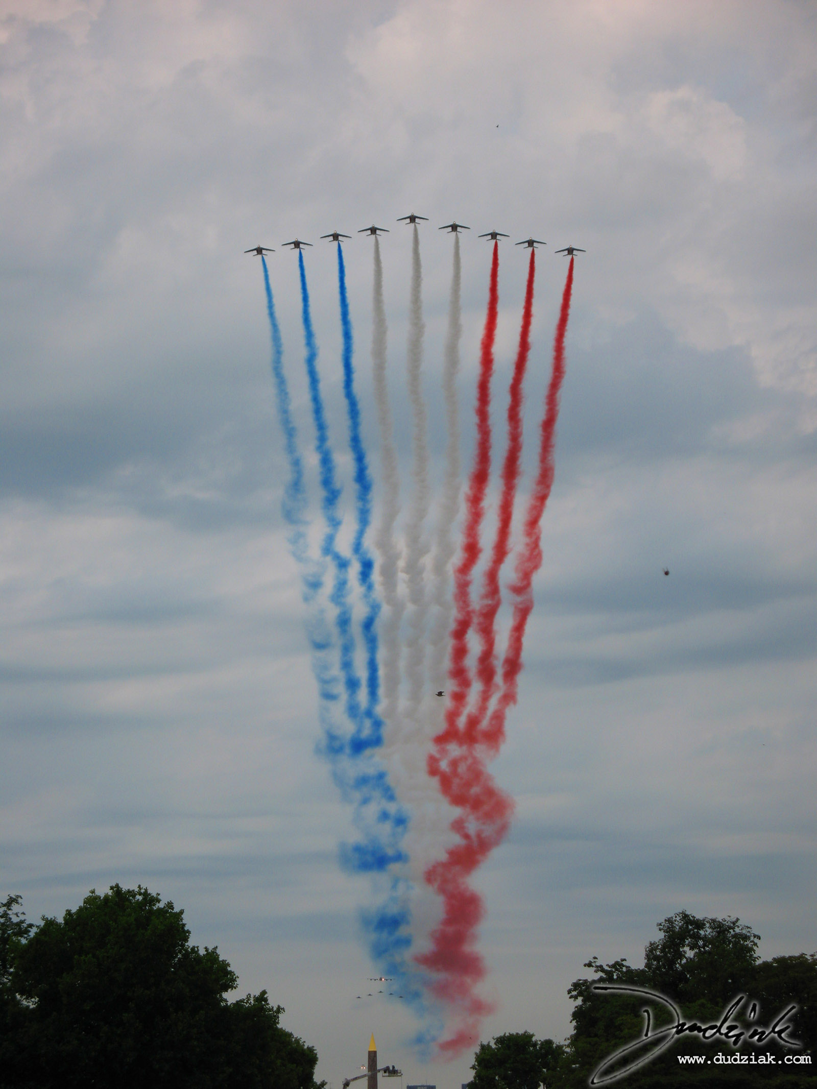 Paris,  French Flag,  airplanes,  France,  Bastille Day,  jets,  french fighters,  Quatorze Juillet