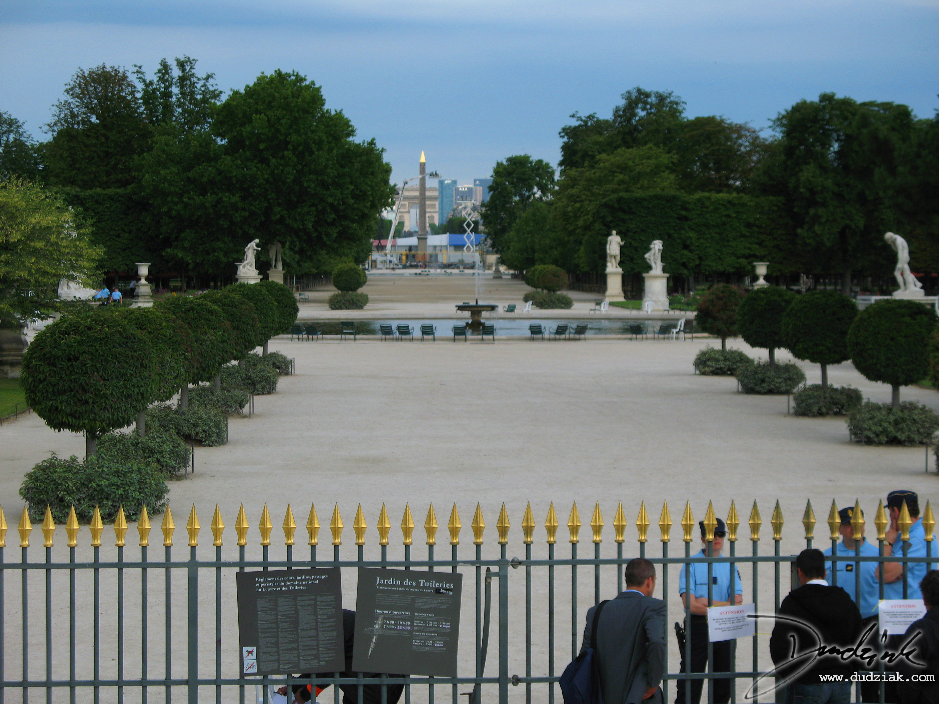 Paris,  France,  Bastille Day,  Quatorze Juillet,  Jardin des Tuileries