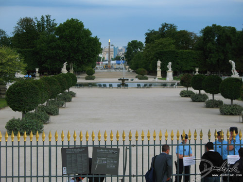 Paris,  France,  Jardin des Tuileries,  Quatorze Juillet,  Bastille Day