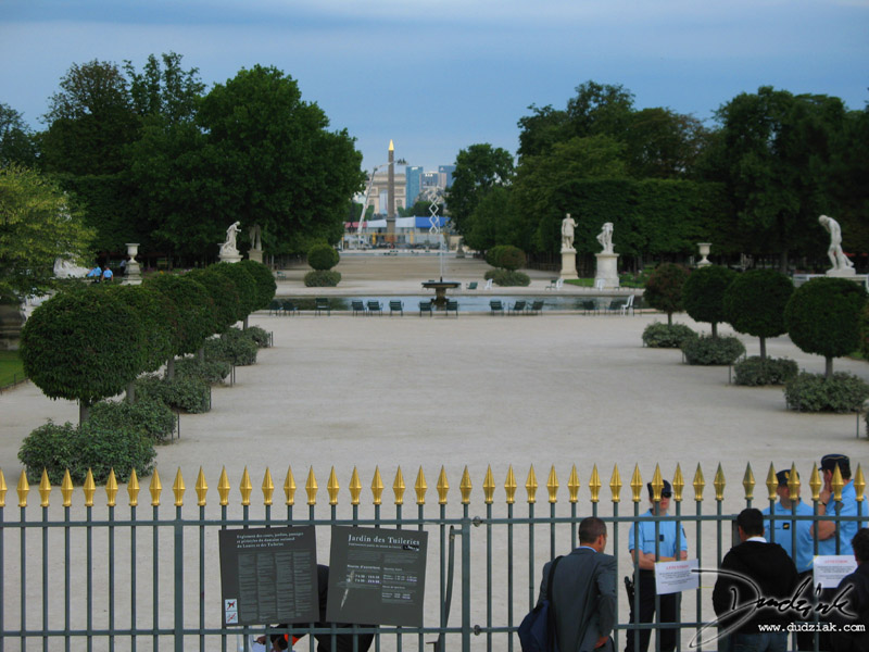 Quatorze Juillet,  Paris,  France,  Jardin des Tuileries,  Bastille Day