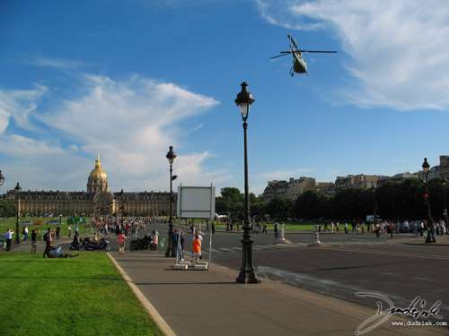 Bastille Day,  Les Invalides,  Paris,  France,  Quatorze Juillet