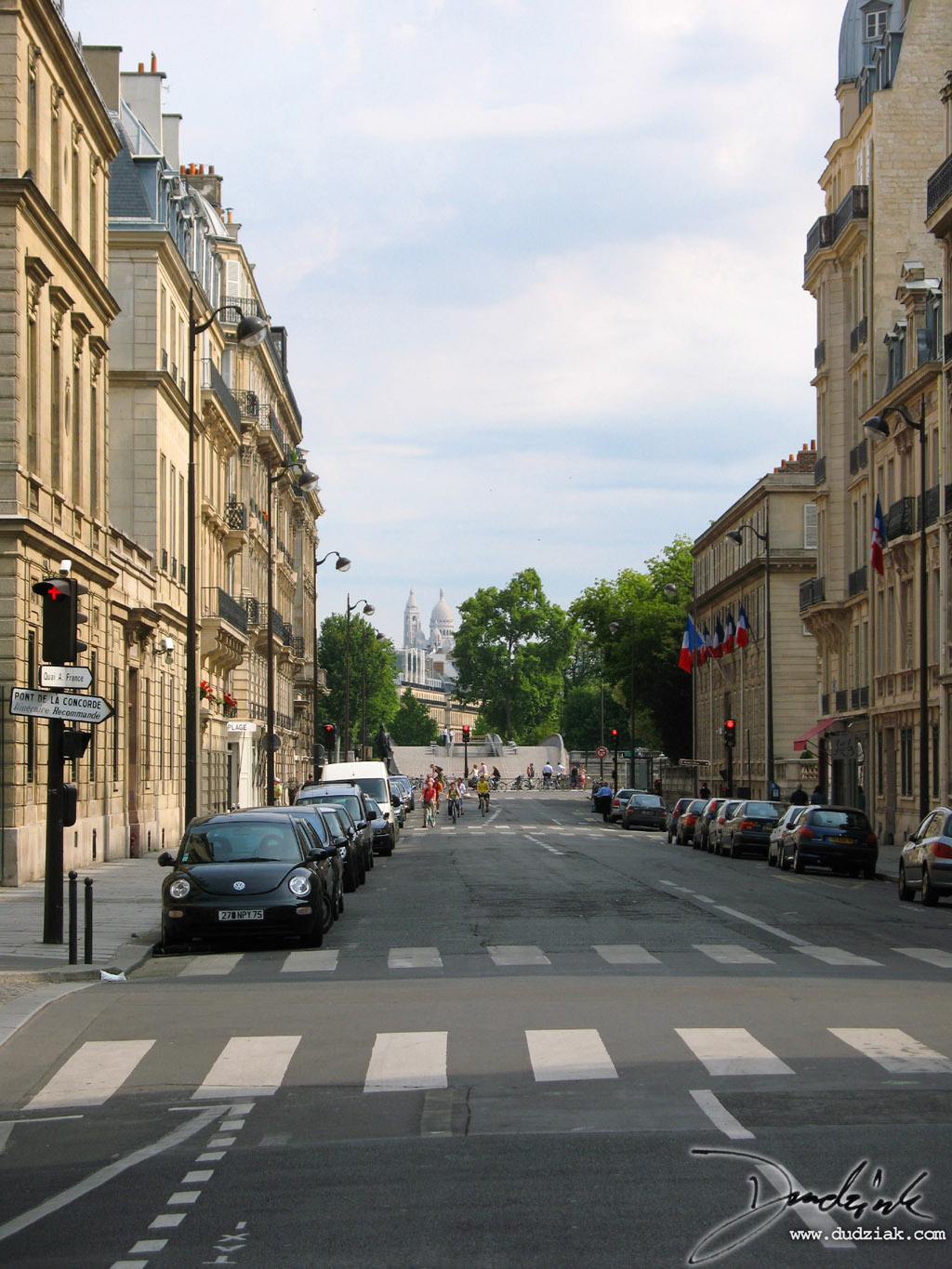 street,  Quatorze Juillet,  France,  Paris,  Bastille Day