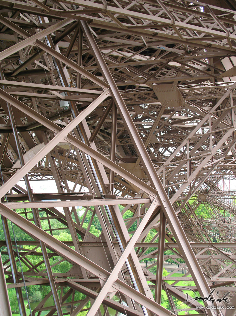 Tour Eiffel,  eiffel tower,  metalwork,  champ de mars,  steel