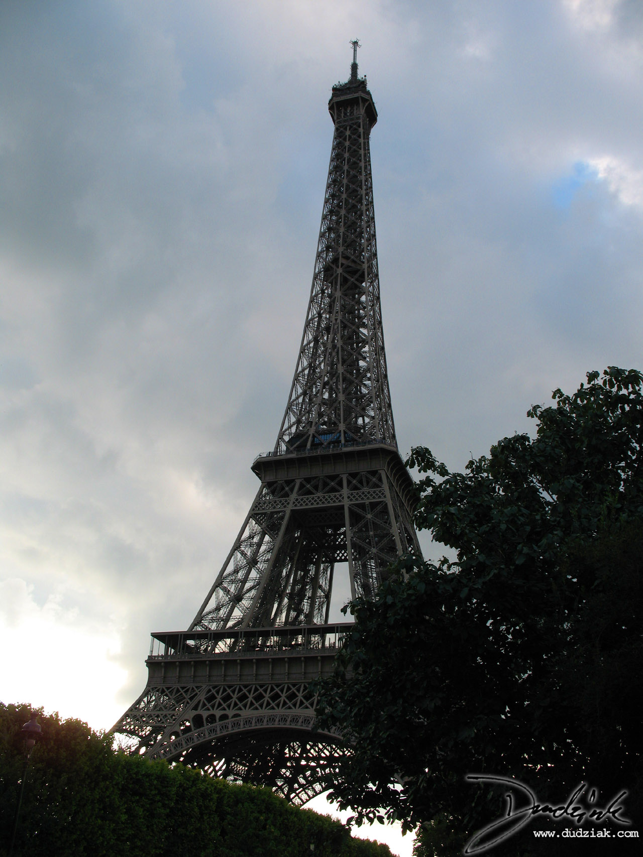 Clouds,  Cloudy,  Eiffel Tower,  Paris France
