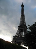 Eiffel Tower from the Champ de Mars
