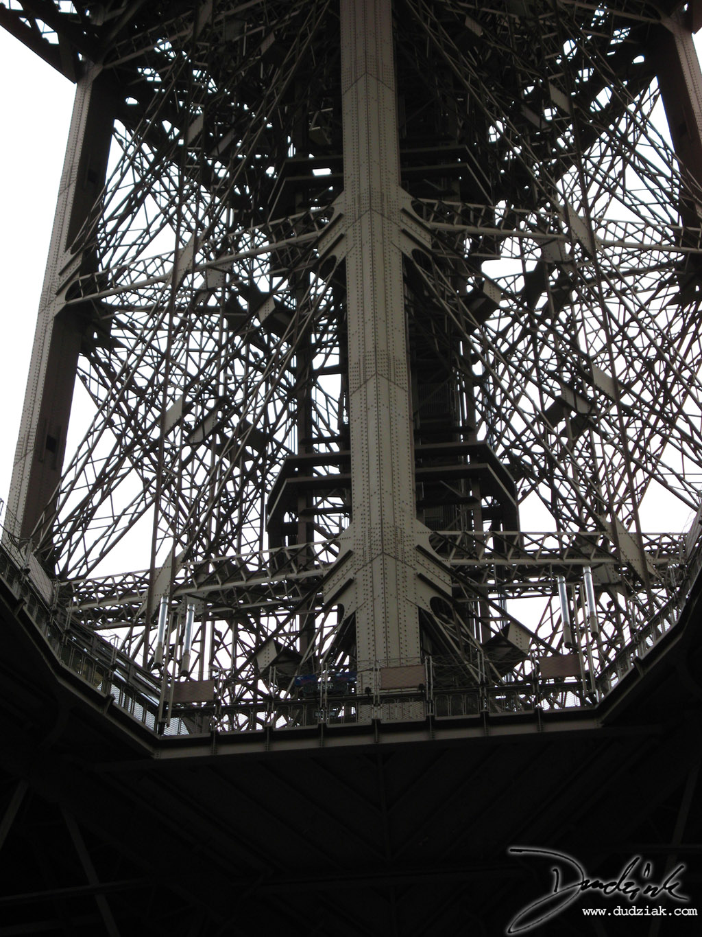 Eiffel Tower,  Steel,  Leg,  Metal
