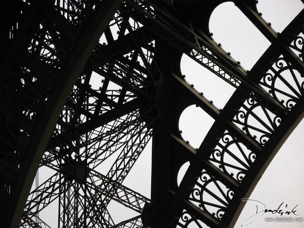 Tour Eiffel,  Steel,  Paris,  Eiffel Tower,  Metalwork