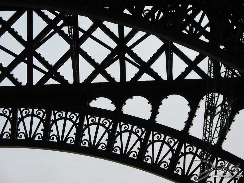 Paris,  Steel,  Metalwork,  Eiffel Tower