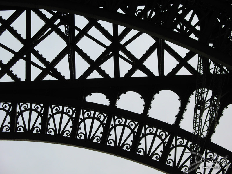 Steel,  Paris,  Eiffel Tower,  Metalwork