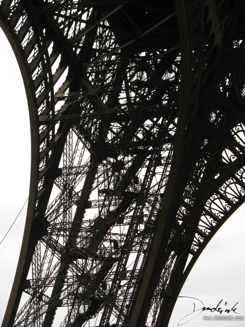 Eiffel Tower,  Leg,  Metal,  Steel,  Tour Eiffel