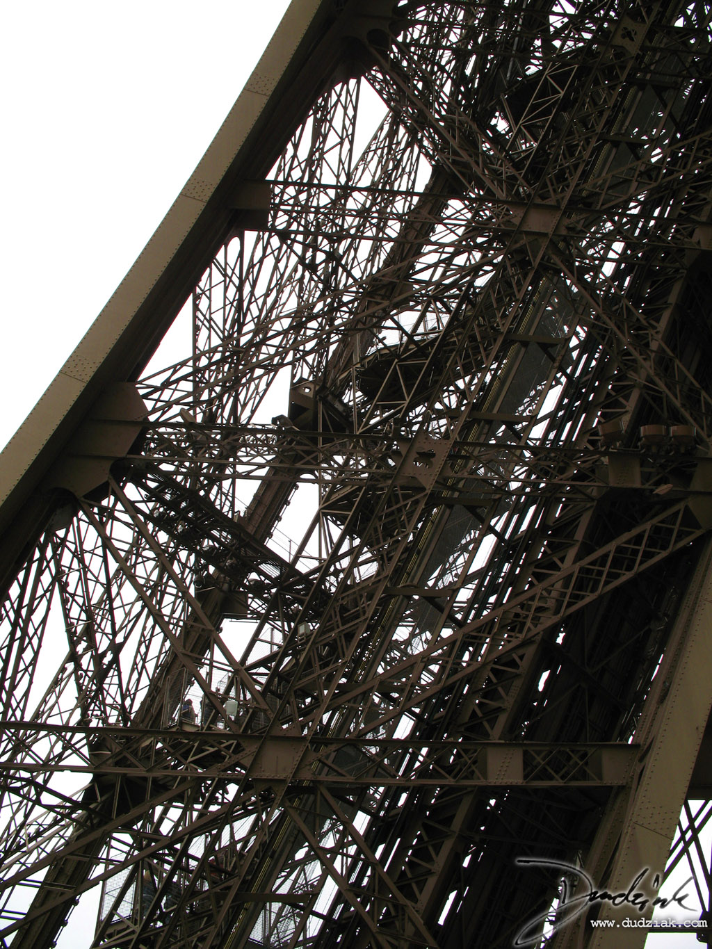 Eiffel Tower,  Metalwork,  Steel,  Paris,  Tour Eiffel