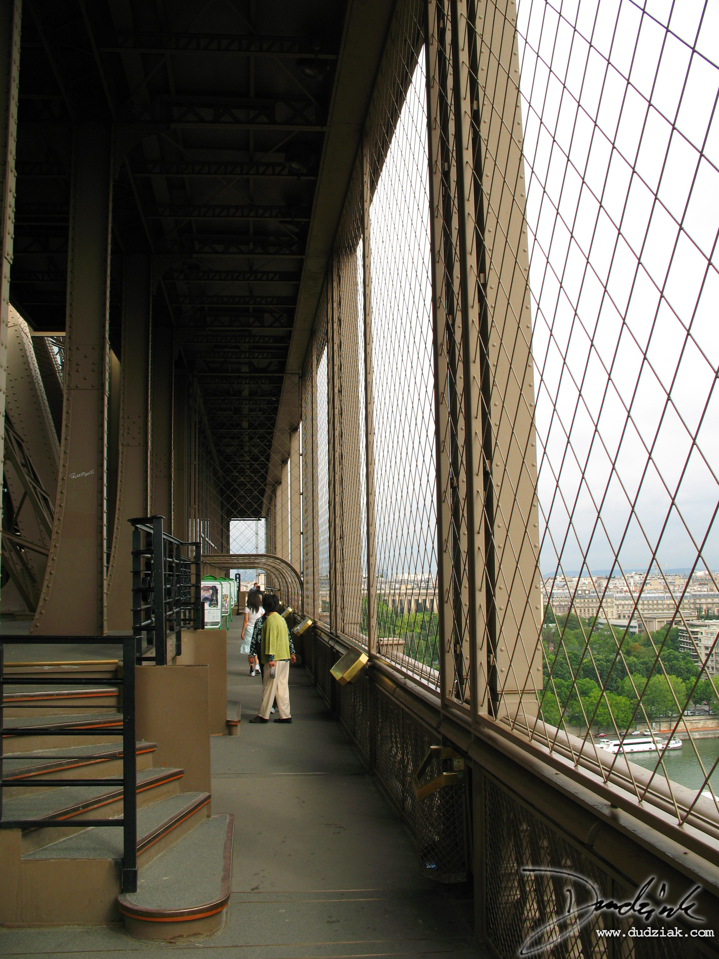 Tour Eiffel,  view,  First floor,  Eiffel Tower,  paris